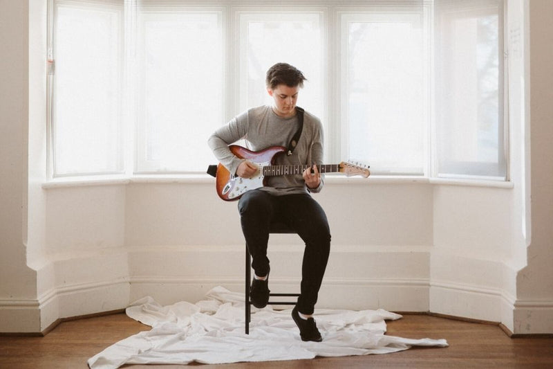 PREMIERE: Mitchell Martin's live music video, 'Please Come Home'