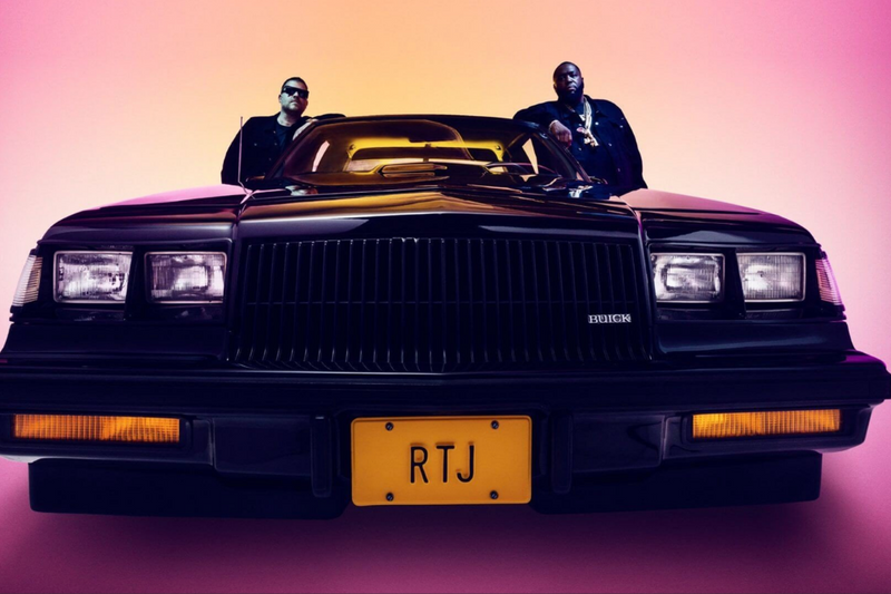Ooh LA LA! A new track from Run the Jewels to brighten up your self-iso