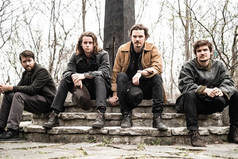"Half Moon Run, have officially released their third album ""A Blemish In The Great Light"""