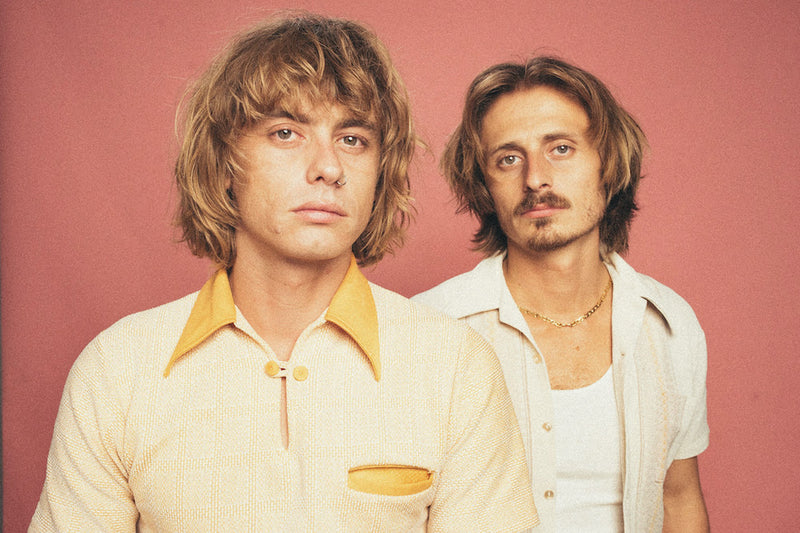 INTERVIEW:  Oliver Leimbach from Lime Cordiale