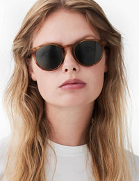 MessyWeekend New DEPP Sunglasses in Horn