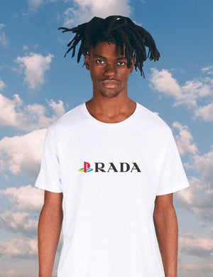 Hipland PlayStation X Prada t-shirt
