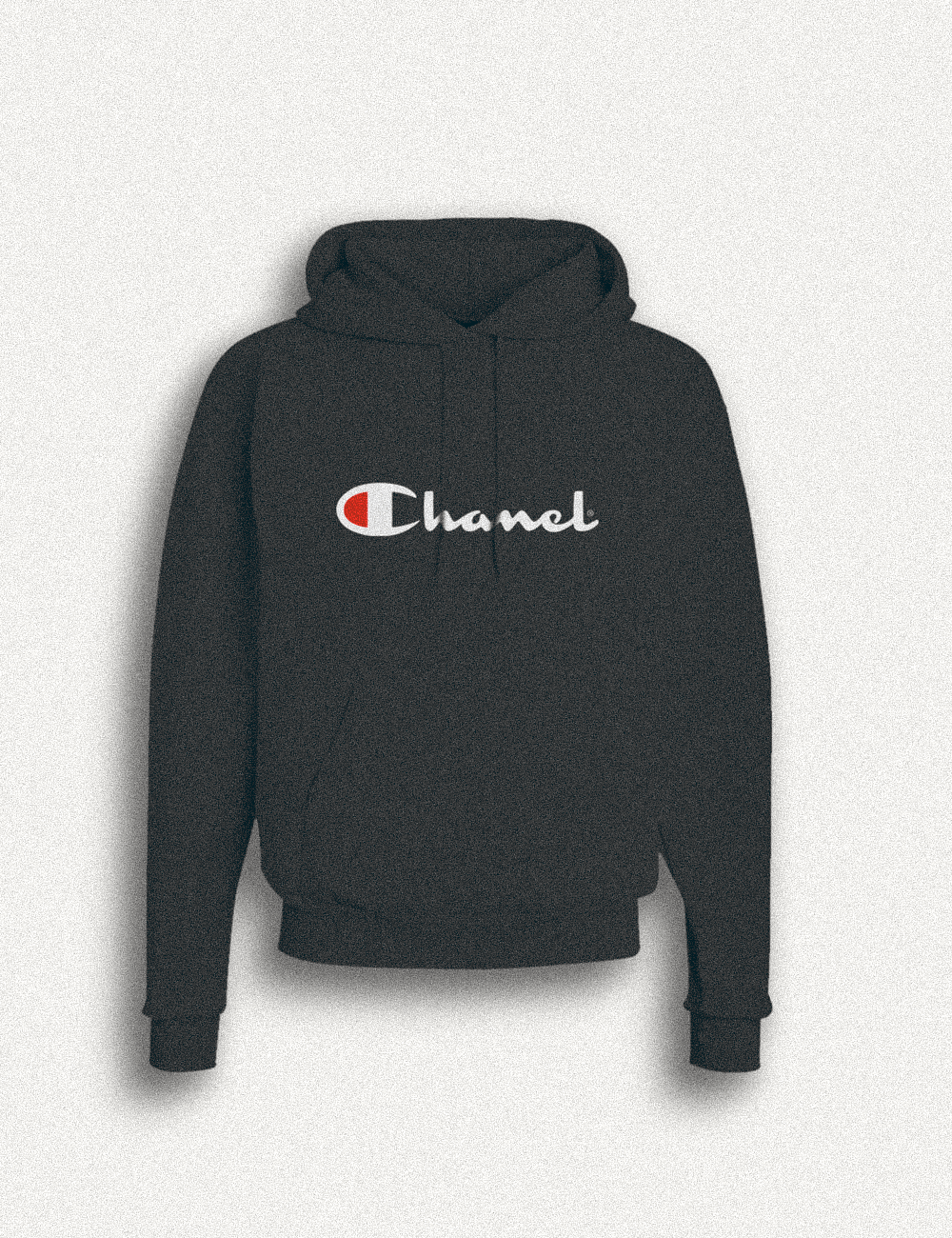 Hoodie - Champion / Chanel