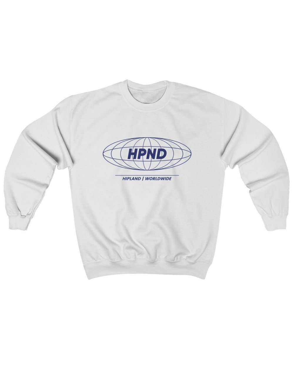 HPND Worldwide Sweatshirt In White