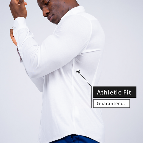 athletic fit shirts