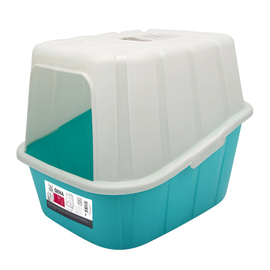 M-PETS Qena Cat Litter Tray with Hood