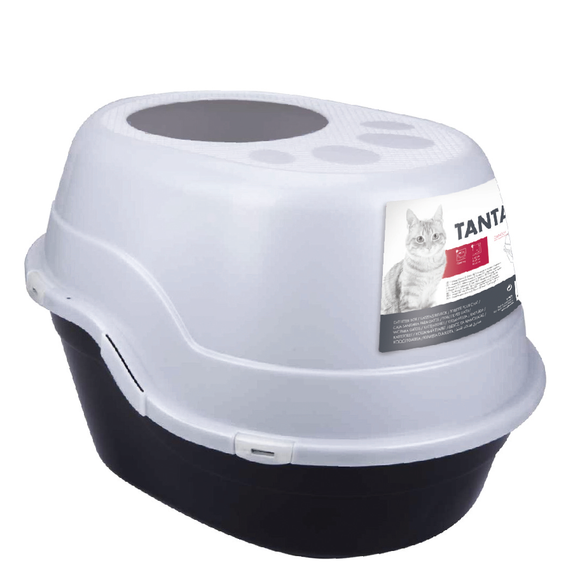 M-PETS Tanta Cat Litter Box with Open Top