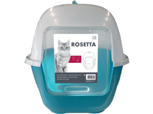 M-PETS Rosetta Cat Litter Box