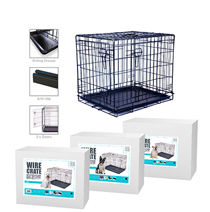 M-PETS Wire Crate Various Sizes