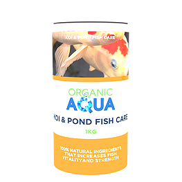 Organic Aqua Pond Fish Care