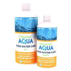 Organic Aqua Pond Water Care