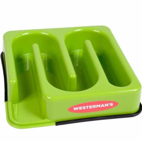 Westermans Pet Food Square Slow Bowl