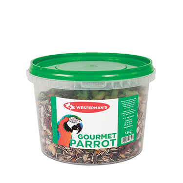 Westerman's Gourmet Parrot Seed Value Tub