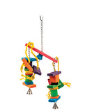 Westerman's Parrot Toys Various Designs Set 2