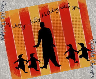 Jolly Holiday - Mary Poppins 153 Magnet