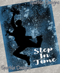 Step in Time - Mary Poppins 154 Magnet