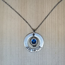 Dial Home 2 Charm Necklace