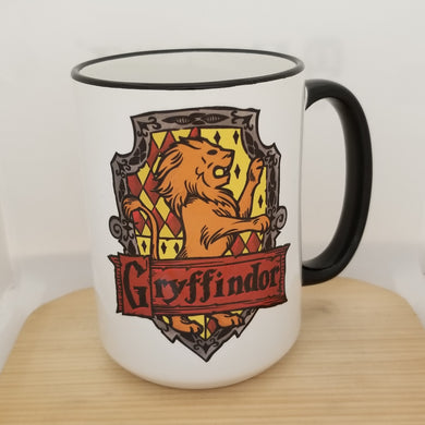 Hogwarts House - Harry Potter inspired mug