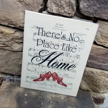 Music Art - There's No Place Like Home