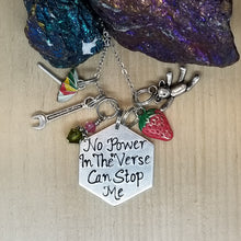 No Power In The Verse Can Stop Me - Kaylee - Charm Necklace