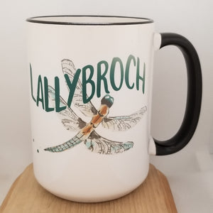 I'd Rather Be At Lallybroch - Outlander inspired mug