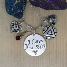 I Love You 3000 - Charm Necklace