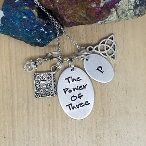 The Power Of Three - Charm Necklace