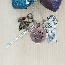 We're Family - Charm Necklace
