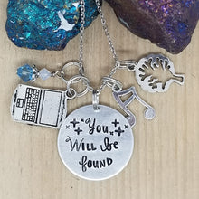 You Will Be Found - Charm Necklace