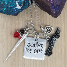 You're the One - Charm Necklace