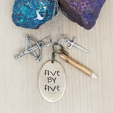 Five By Five - Charm Necklace