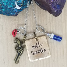 Hello Sweetie - Charm Necklace