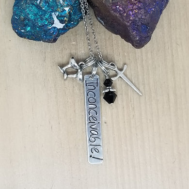 Inconceivable - Charm Necklace