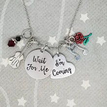 Wait for Me I'm Coming - Hadestown inspired Charm Necklace