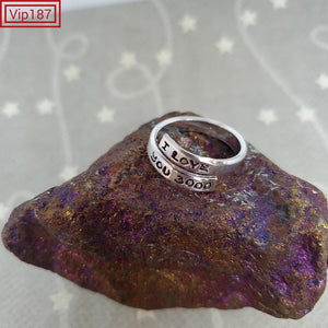 Custom Thin Ring