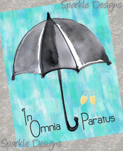 In Omnia Paratus - Gilmore Girls 239 Art Print