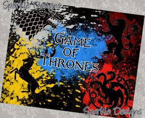 Game of Thrones 58 Art Print