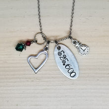 525,600 - Charm Necklace