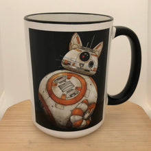 BB-Cat 15 oz coffee mug