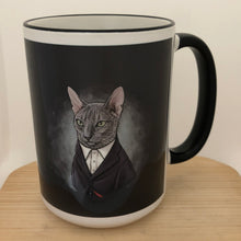 Doctor Mew - Twelfth Doctor 15 oz coffee mug