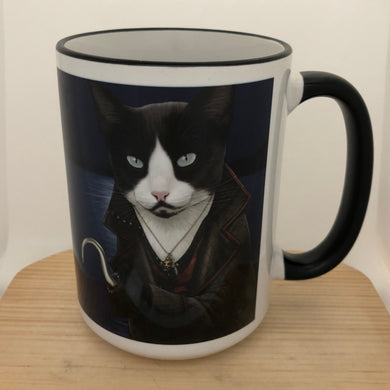 Hook 15 oz coffee mug
