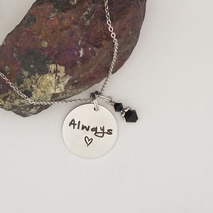 Always - Pendant Necklace