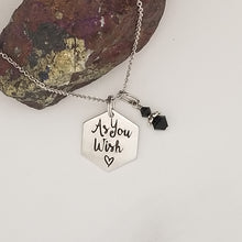 As You Wish - Pendant Necklace
