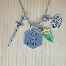 As You Wish - Charm Necklace
