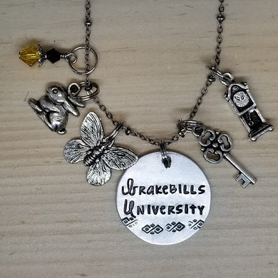 Brakebills University - Charm Necklace