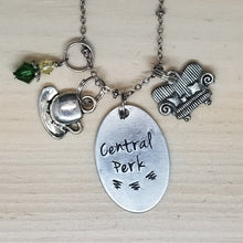 Central Perk - Charm Necklace