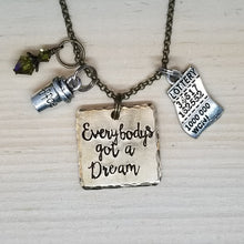 Everybody's got a Dream - Charm Necklace