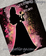 Once upon a dream - Sleeping Beauty / Aurora 29 Magnet