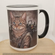 Feral Dixon 15 oz coffee mug