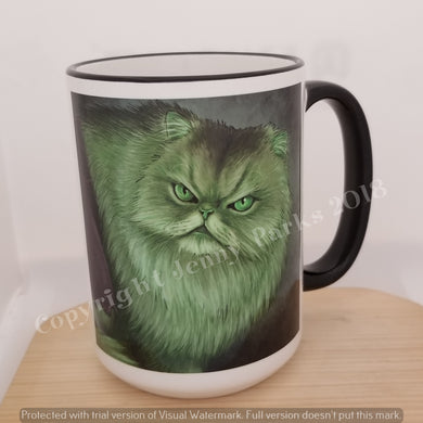 Hulkitty 15 oz coffee mug